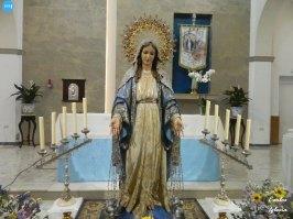 Veneración de la Virgen Milagrosa de Triana // Carlos Iglesia