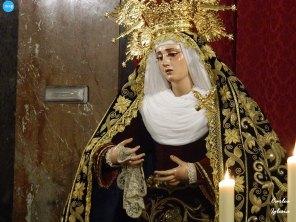 Veneración de la Virgen de la Presentación del Calvario // Carlos Iglesia