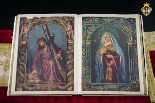 Restauración del libro de reglas de la Esperanza de Triana