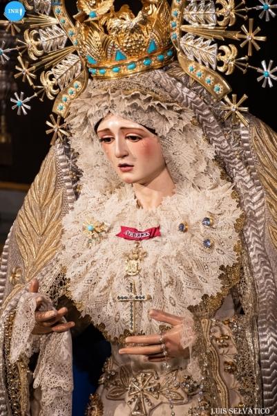 Veneración de la Virgen de los Ángeles de los Negritos // Luis Selvático