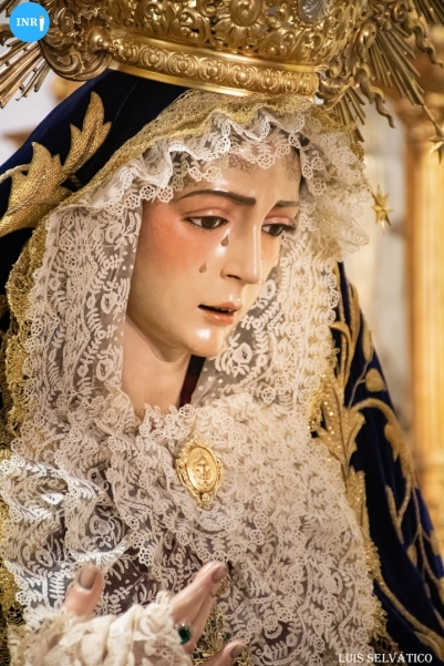Veneración de la Virgen del Rocío de la Redención // Luis Selvático