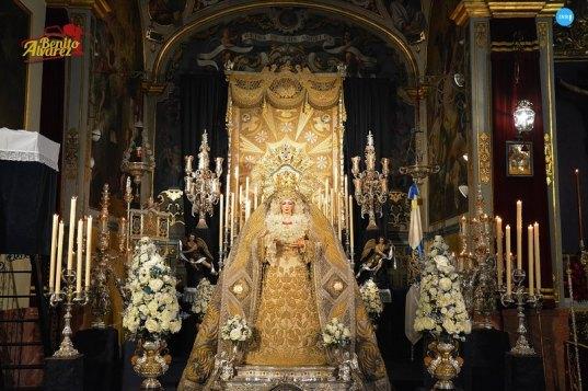 Veneración de la Virgen de los Ángeles de los Negritos // Benito Álvarez