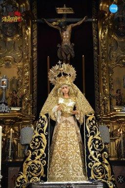 Veneración a la Virgen del Socorro del Amor // Benito Álvarez