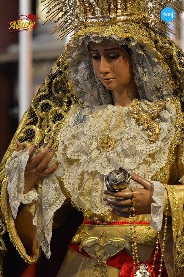 Veneración de la Virgen de la Cabeza de las Siete Palabras // Benito Álvarez