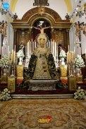 Veneración de la Virgen de Montserrat // Benito Álvarez