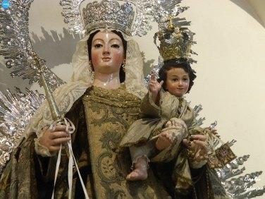 Virgen del Carmen de San Vicente // Carlos Iglesia