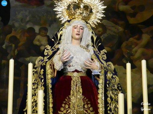 Virgen de Loreto de San Isidoro // Carlos Iglesia