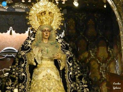 Virgen de la Esperanza Macarena // Carlos Iglesia