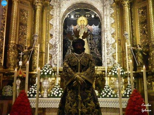 Veneración del Señor de la Sentencia de la Macarena // Carlos Iglesia