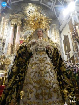 Veneración de la Virgen de la Salud de los Desamparados del Santo Ángel // Carlos Iglesia