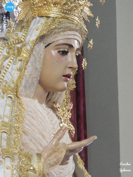 Veneración a la Virgen de la Divina Gracia de Padre Pío // Carlos Iglesia