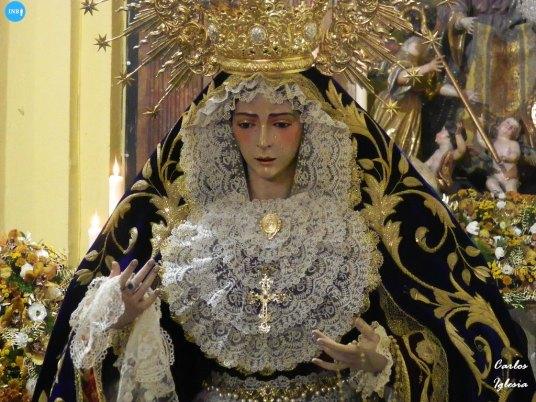 Veneración de la Virgen del Rocío de la Redención // Carlos Iglesia