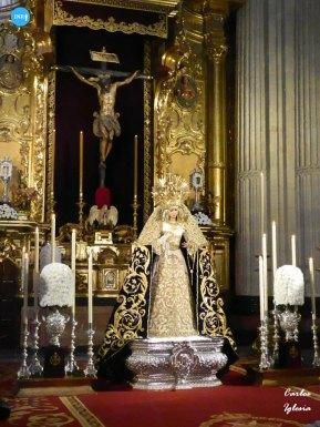 Veneración a la Virgen del Socorro del Amor // Carlos Iglesia