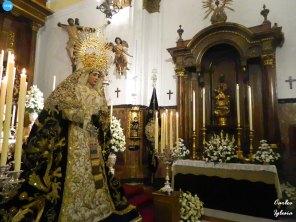 Veneración de la Virgen de Montserrat // Carlos Iglesia