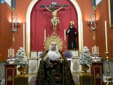 Veneración de la Virgen de Guía de la Lanzada // Carlos Iglesia