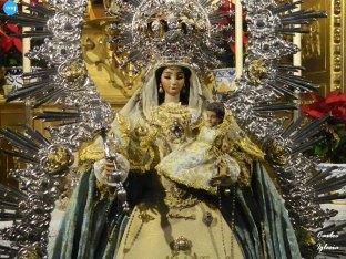 Veneración de la Virgen de Montemayor // Carlos Iglesia