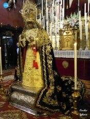 Veneración de la Virgen de la Cabeza de las Siete Palabras // Carlos Iglesia