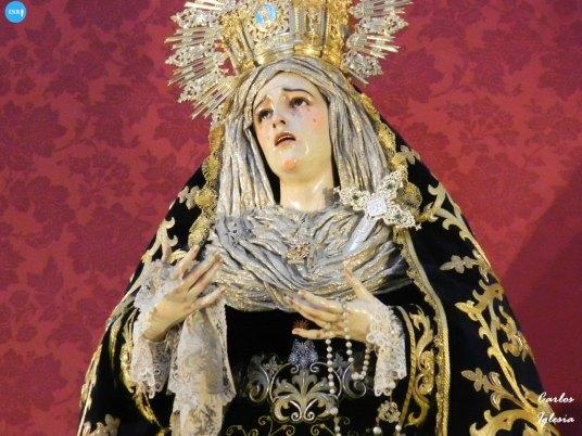Veneración de la Virgen de los Dolores de Santa Cruz // Carlos Iglesia