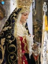 Veneración de la Virgen del Subterráneo de la Cena // Carlos Iglesia