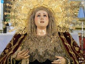 Veneración de la Virgen de la Concepción de la Trinidad // Carlos Iglesia