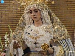 Veneración de la Virgen de la Purísima Concepción del Divino Perdón de Alcosa // Carlos Iglesia