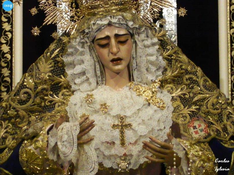 Veneración de la Virgen de la Encarnación de San Benito // Carlos Iglesia