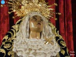 Virgen de la Quinta Angustia // Carlos Iglesia