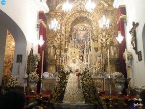 Veneración de la Virgen de la Esperanza de Triana // Carlos Iglesia