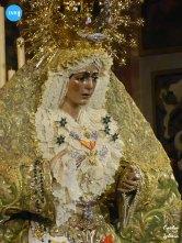 Veneración a la Virgen de la Esperanza Macarena // Carlos Iglesia