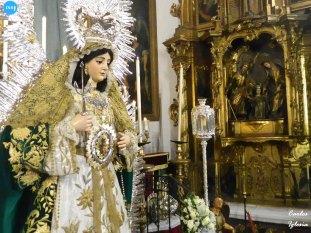 Veneración de la Virgen de la Esperanza Divina Enfermera de la Lanzada // Carlos Iglesia
