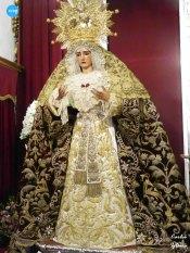 Veneración a la Virgen de la O // Carlos Iglesia