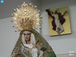 Veneración a la Virgen del Rosario y Esperanza de Consuelo y Esperanza de Sevilla Este // Carlos Iglesia