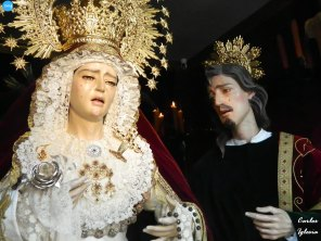 Virgen de la Salud y Esperanza // Carlos Iglesia