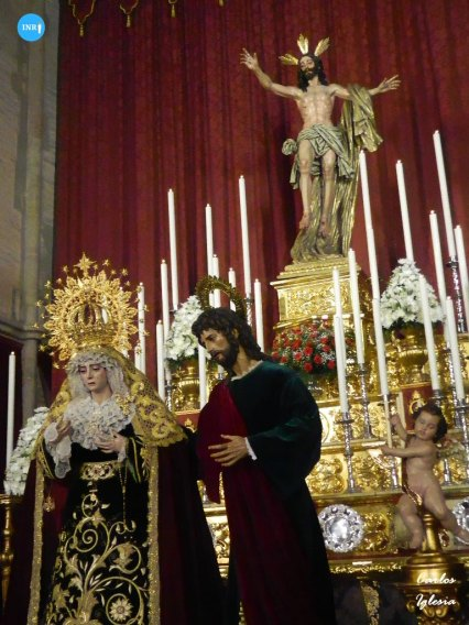 Veneración de la Virgen del Amor de la Resurrección // Carlos Iglesia