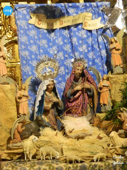 Nacimiento del convento de Santa María de Jesús // Carlos Iglesia