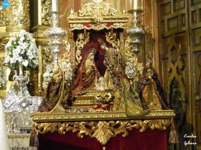 Nacimiento de la Macarena // Carlos Iglesia