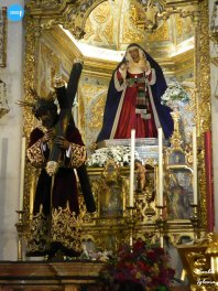 Virgen de las Angustias de los Gitanos // Carlos Iglesia