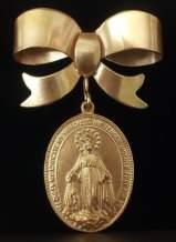 Medalla de la Milagrosa a la Sed