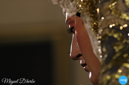 Veneración de la Virgen de la Salud de los Desamparados del Santo Ángel // Miguel D'herbe