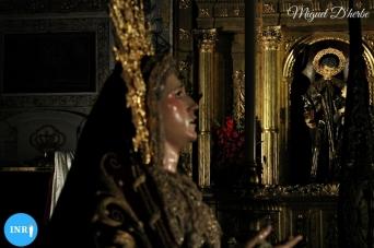 Veneración de la Virgen de la Concepción de la Trinidad // Miguel D'herbe