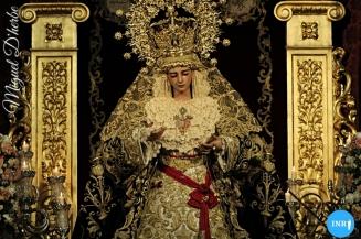 Veneración a la Virgen de Gracia y Esperanza de San Roque // Miguel D'herbe