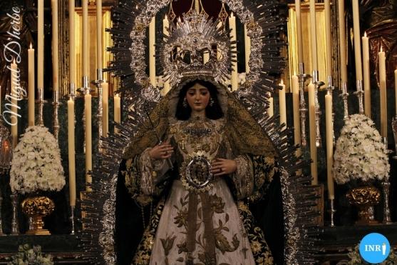 Veneración de la Virgen de la Esperanza Divina Enfermera de la Lanzada // Miguel D'herbe