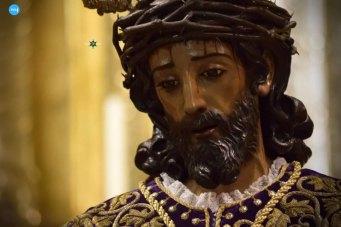 Veneración del Señor de la Sentencia de la Macarena // Ángela Vilches