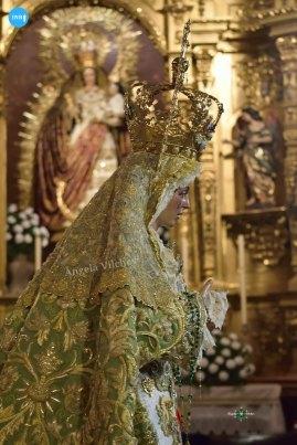 Veneración a la Virgen de la Esperanza Macarena // Ángela Vilches