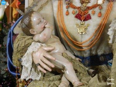 Veneración de la Pastora de Capuchinos // Carlos Iglesia