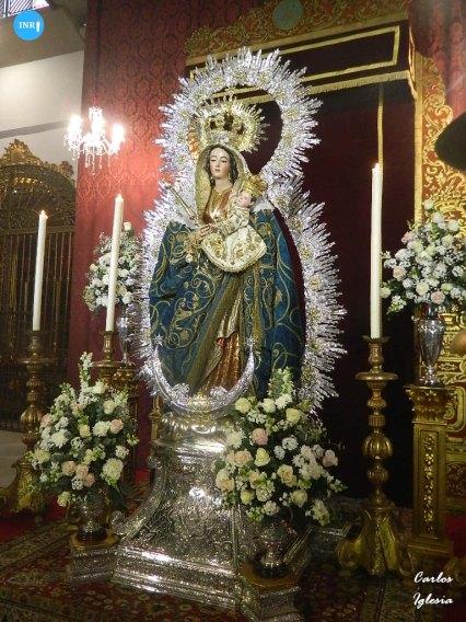 Virgen de la Salud de San Isidoro // Carlos Iglesia