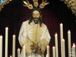 Señor del Silencio ante del Desprecio de Herodes de la Amargura // Carlos Iglesia