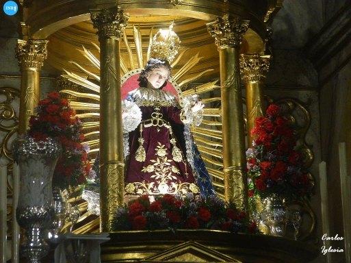 Milagroso Niño Jesús de Praga del Carmen del Santo Ángel // Carlos Iglesia