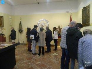 Exposición de la Lanzada en el Mercantil // Carlos Iglesia