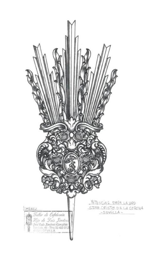 Potencias del Cristo de la Corona